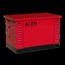 Бензиновый генератор в шумозащитном кожухе ALEN BMER 10000-1