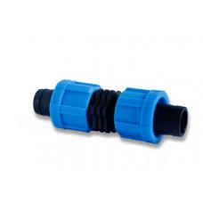 Муфта зажимная для ленты Santehplast Drip Tape,Dn17 (МЗ17)