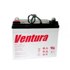 Аккумулятор свинцово-кислотный Ventura GPL 12-33