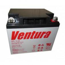 Аккумулятор свинцово-кислотный Ventura GPL 12-45
