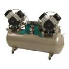 Воздушный компрессор Ekom DК 50 2х2V/110