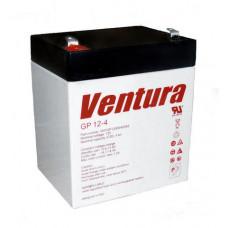 Аккумулятор свинцово-кислотный Ventura GP 12-4