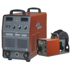 Сварочный инверторный полуавтомат Jasic MIG 350 (j1601)