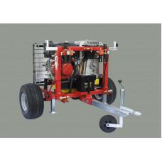 Компрессор бензиновый LISAM CAR-TRE 1500 D