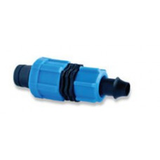 Стартер для ленты Santehplast drip Tape с поджимом Dn17(МП17)