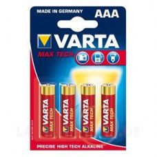 Батарейка VARTA AAA MAX tech