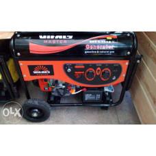 Бензиновый (Газовый) генератор VITALS EST 6.0 bng