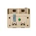 Коммутатор Ethernet 4 порта 10/100 BASE-TX