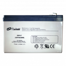 Герметичний свинцево-кислотний акумулятор Pulsar CS12-7