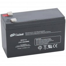 Герметичний свинцево-кислотний акумулятор Pulsar CS12-7.2