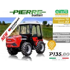 Минитрактор Pierre P135.80 Xtra- Compact
