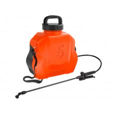 Электрический опрыскиватель на плечо Stocker 230 5 л